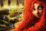 Brave - Merida by AngelLust155