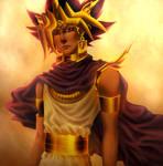 Yami Yugi - The Pharaoh Atem