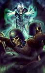 Commission - Danton rising the dead