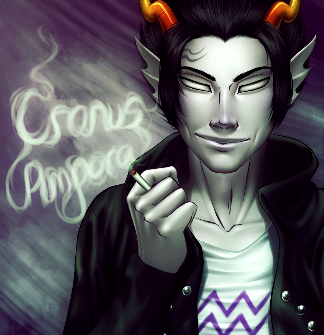 commission cronus ampora by angellust155 on deviantart