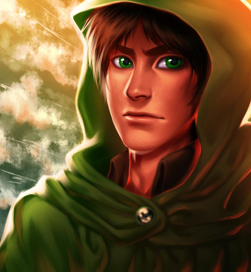 Eren Jaeger by AngelLust155