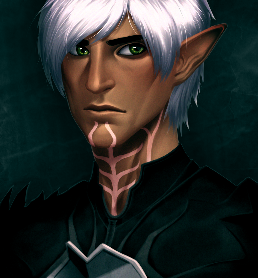 Fenris by AngelLust155