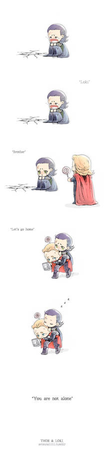 [ThorKi] You are not alone