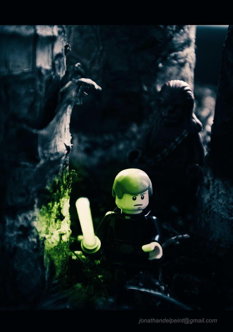 Luke and Chewie - Dark mysteries by arkhamjo