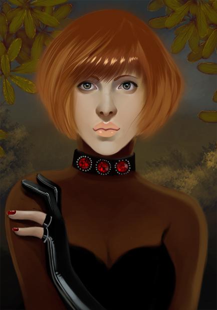 the eyes by ARC-Darkbee
