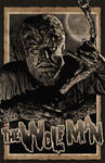 The WolfMan - Lon Chaney jr.