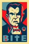 Dracula-Bite-Obama hope style
