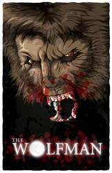 The Wolfman - Benicio Del Toro by 4gottenlore