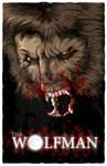 The Wolfman - Benicio Del Toro