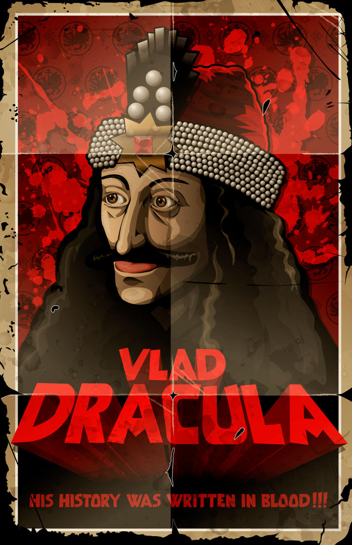 Vlad Dracula by 4gottenlore