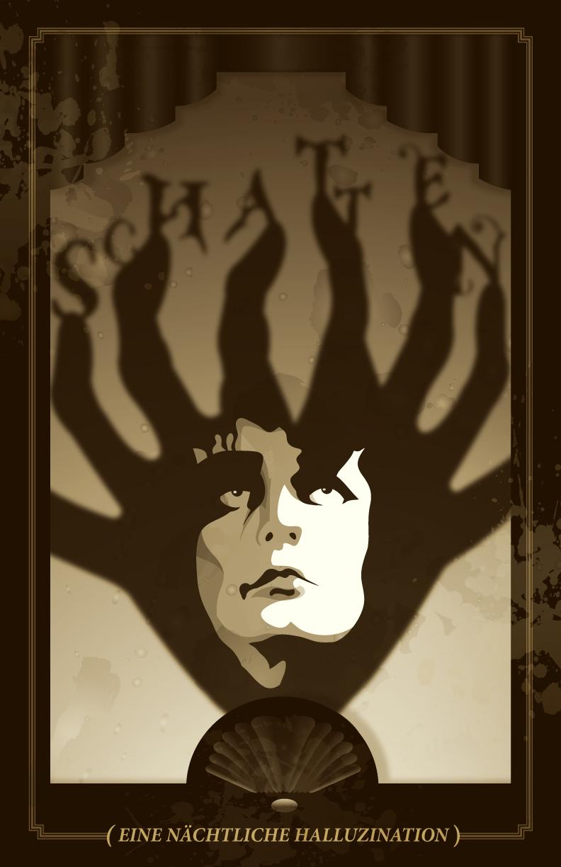 Warning Shadows - Schatten by 4gottenlore