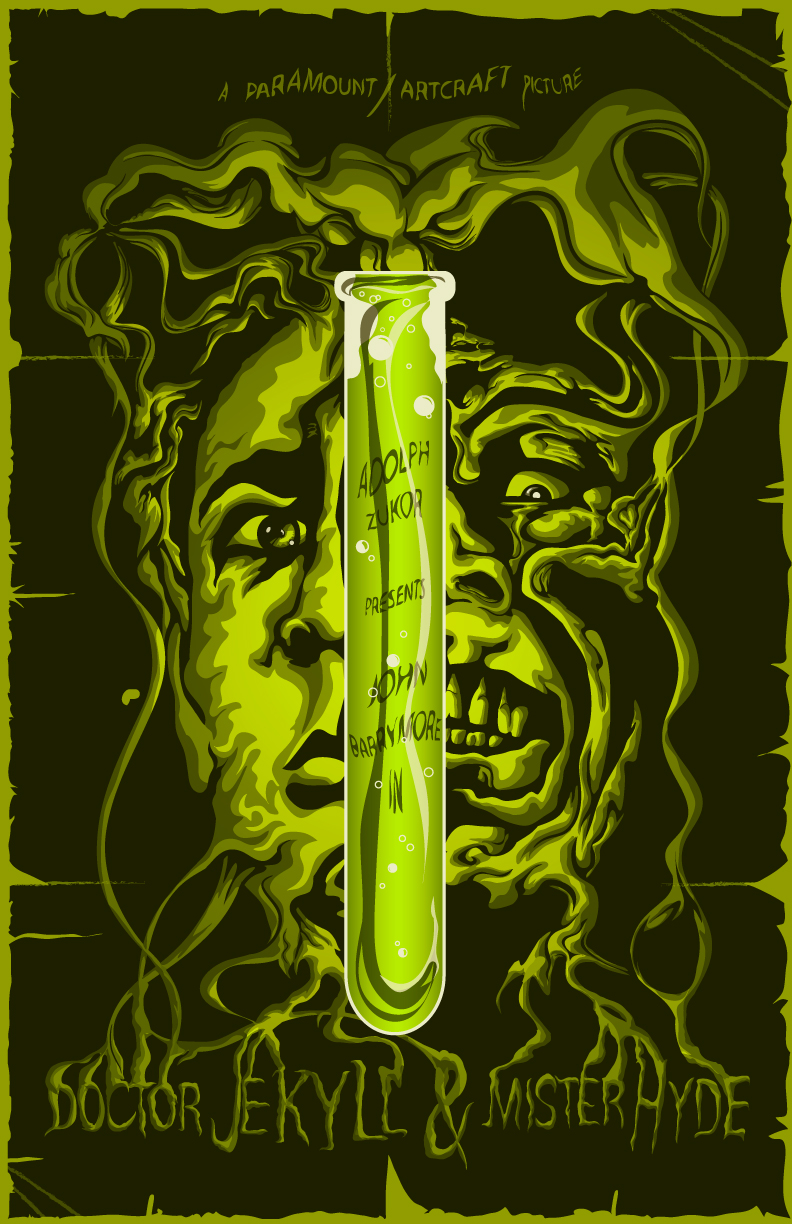 Dr. Jekyll and Mr. Hyde 1920 by 4gottenlore