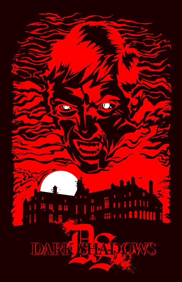 Dark Shadows - Jonathan Frid by 4gottenlore