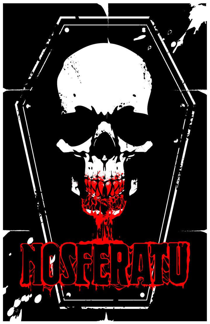 Nosferatu-Minimal by 4gottenlore
