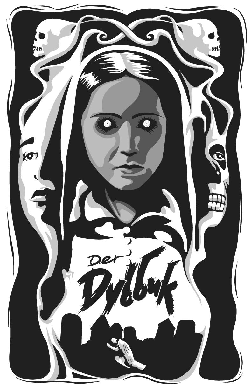 Der Dybbuk-1937 by 4gottenlore