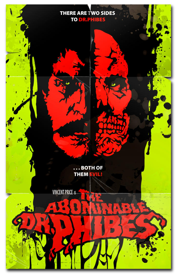 The Abominable Dr. Phibes-1971 by 4gottenlore