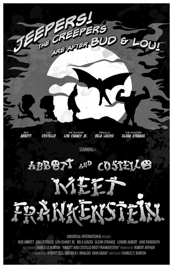 abbott and costello meet frankenstein youtube 1931