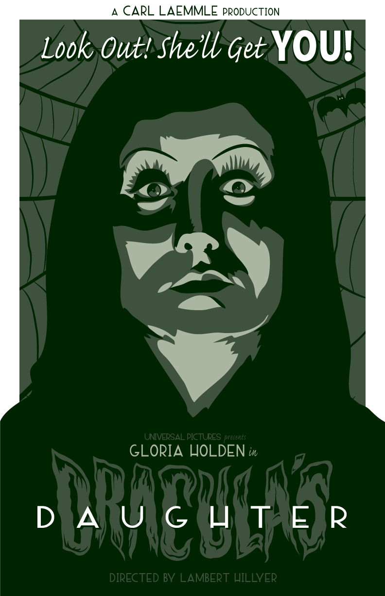 Dracula's Daughter-1936 by 4gottenlore