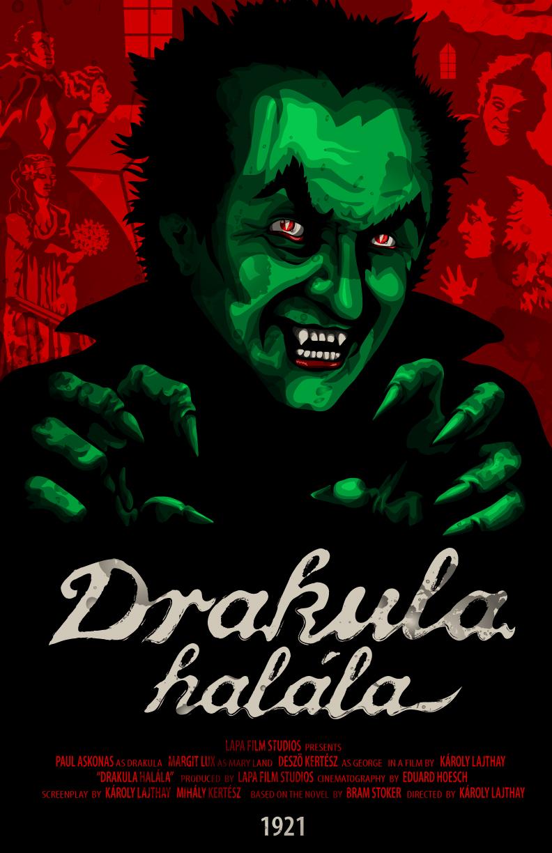 Drakula halala-1921 by 4gottenlore