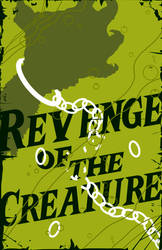 Revenge of the Creature-simple by 4gottenlore