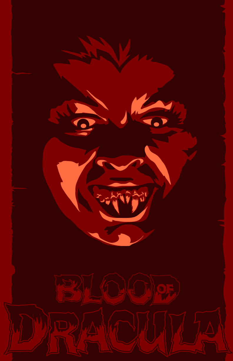 Blood of Dracula - 1957 by 4gottenlore