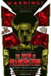 Bride of Frankenstein-1935-02 by 4gottenlore