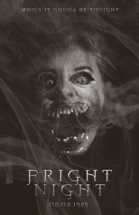 Fright Night-1985 by 4gottenlore on DeviantArt