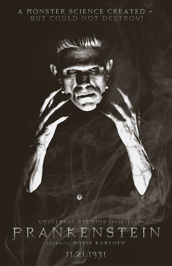 Frankenstein-1931 by 4gottenlore