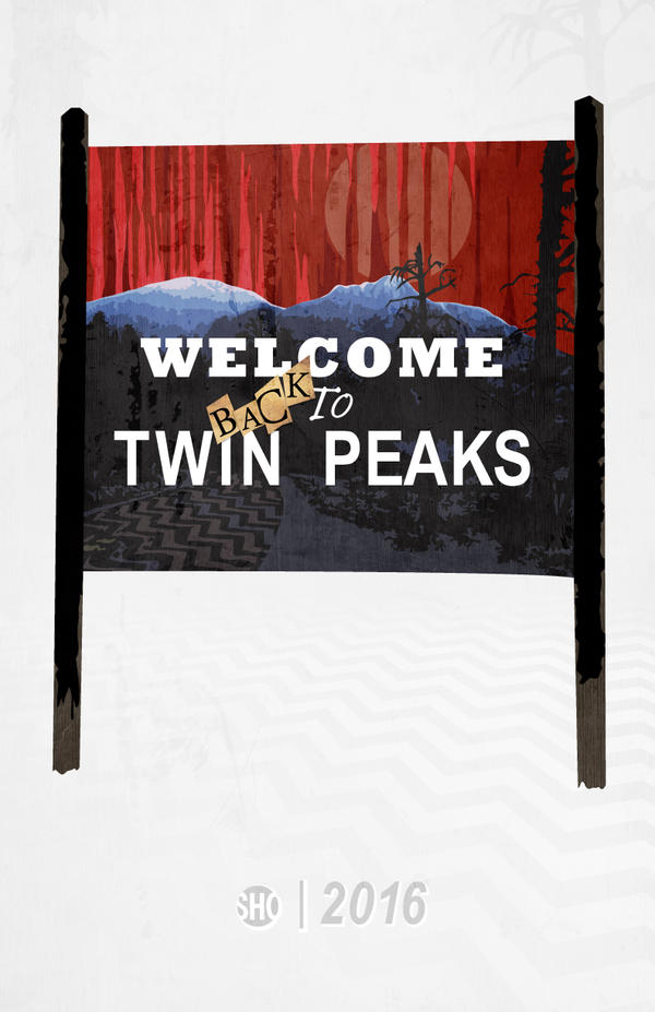 Twin Peaks Returns in 2016 by 4gottenlore