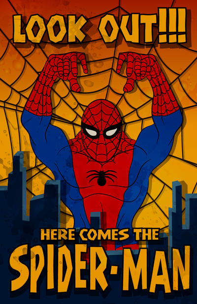 Download free 1967 spider-man show