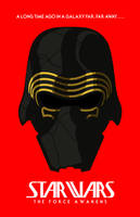Star Wars The Force Awakens by 4gottenlore