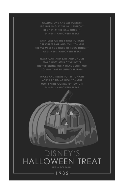 Disney's Halloween Treat by 4gottenlore on DeviantArt
