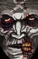 Zombie by 4gottenlore