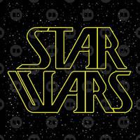 Star Wars Ralph Mcquarrie Concept Logo Vintage