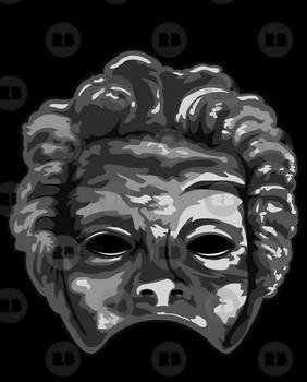 The Phantom of the Opera - Steve Harley Mask