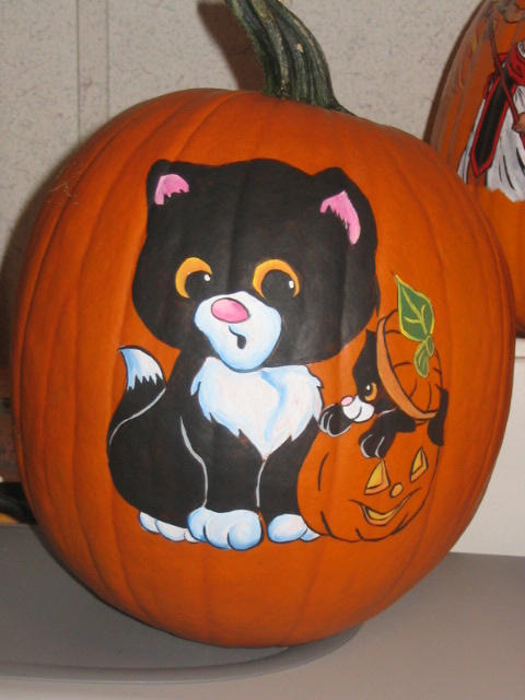 Peek and Boo by pumpkinmaster