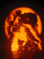 Full Moon Fever by pumpkinmaster