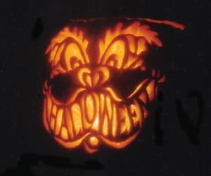 Halloween Hound by pumpkinmaster