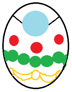 My Egg by Saliti
