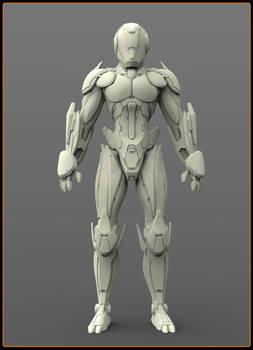 Concept robot (WIP)