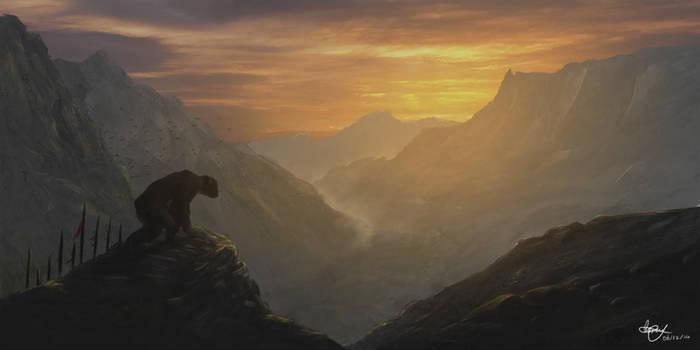 Ape Mountain