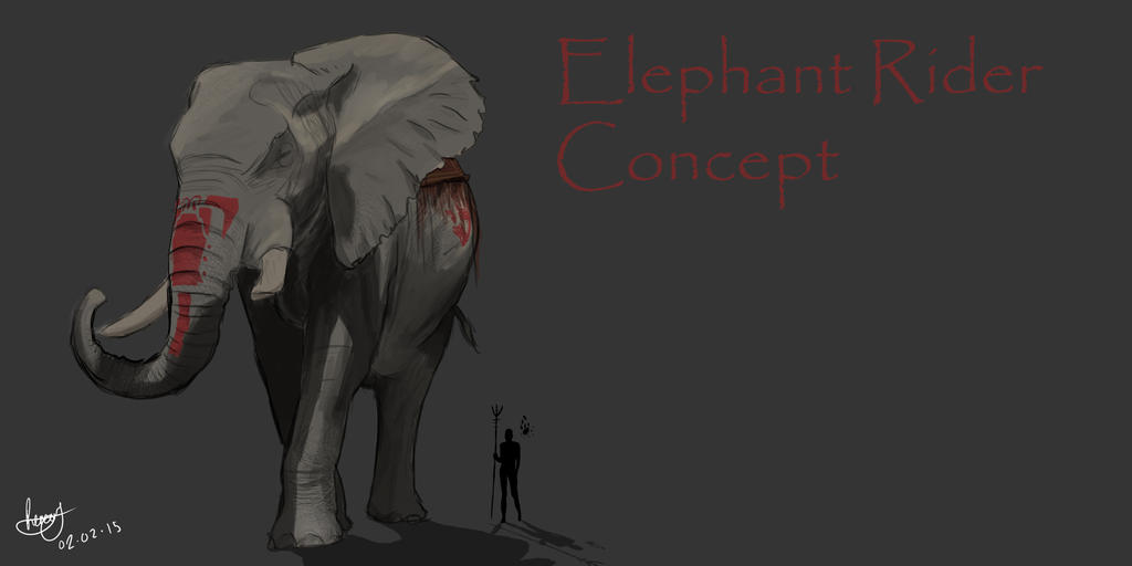 Elephant Rider Concept