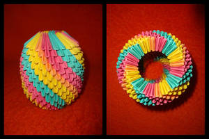 Origami - Egg by blackwild