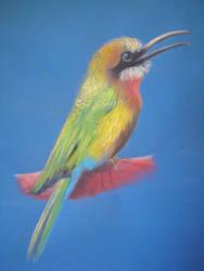 Bird by blackwild
