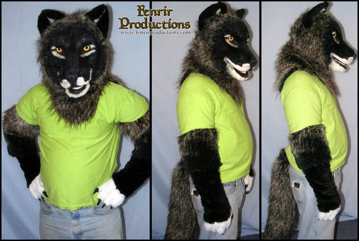 Tundra Wolf Partial