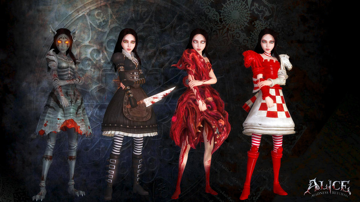 Alice Madness Returns Walkthrough Chapter 2 alice: madness returns - a beautiful journey down the rabbit
