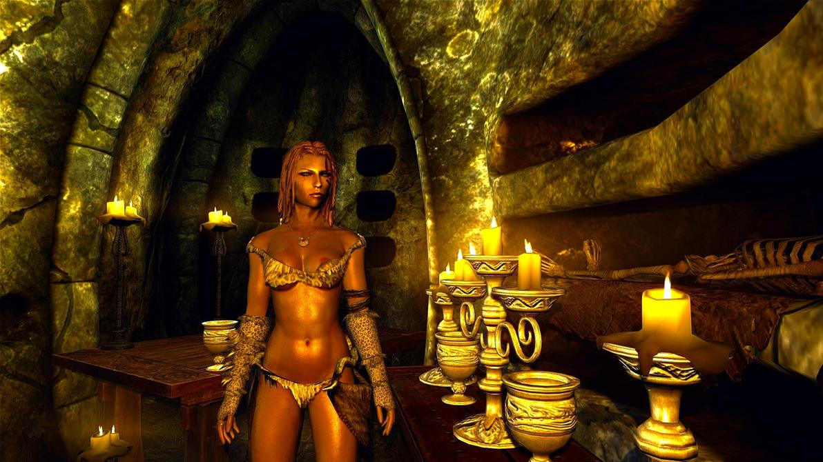 Freya - III by Gelvuun
