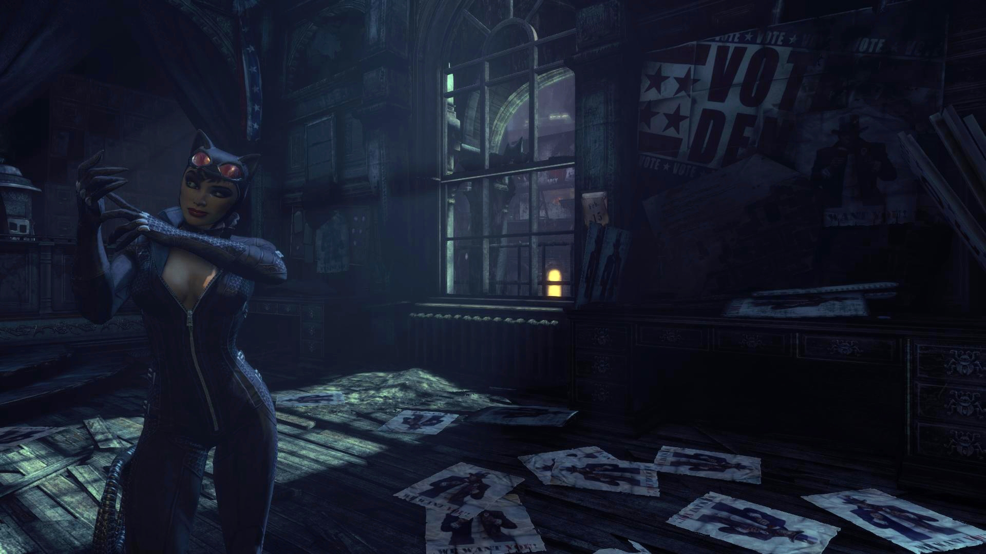 Arkham city cat woman mod nude movies