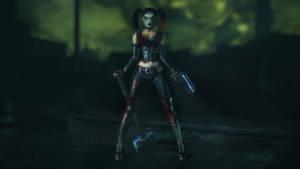 Batman: Arkham City - Harley Quinn I