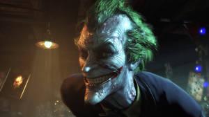 Batman: Arkham City - Joker by Gelvuun
